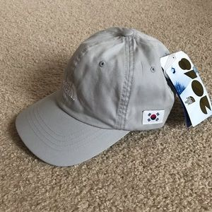 The North Face South Korea Flag Hat International